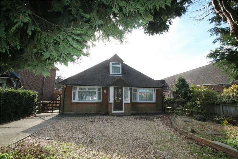3 Bedrooms Chalet House for sale in Frimley Green, Camberley, Surrey