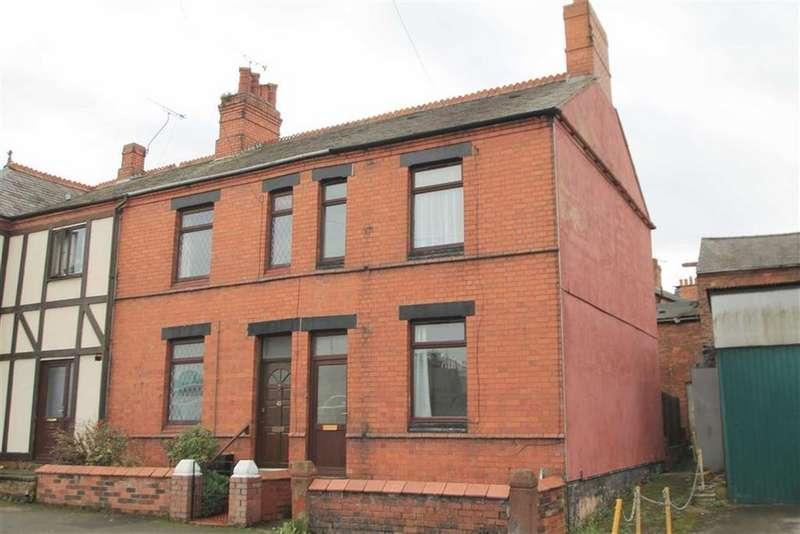 2 Bedrooms Town House for sale in Watery Road, Wrexham