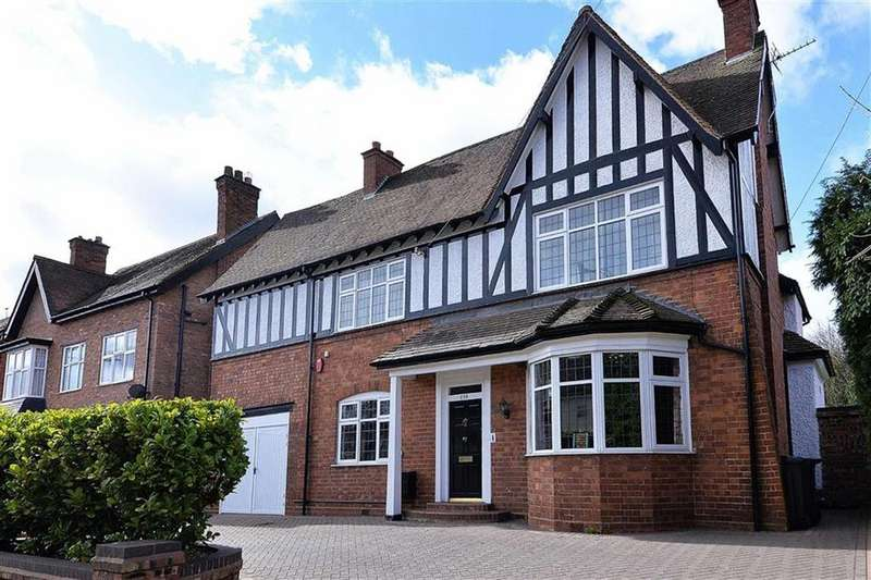 4 Bedrooms Detached House for sale in Lichfield Road, Sutton Coldfield