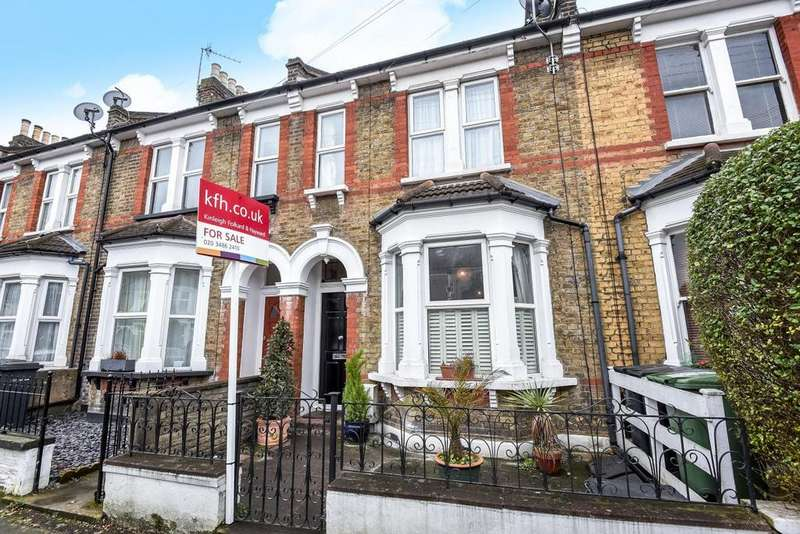 2 Bedrooms Terraced House for sale in Hawstead Road, Catford, SE6
