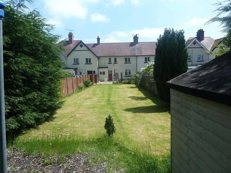 3 Bedrooms Terraced House for sale in Essex Road, Church Stretton, Shropshire