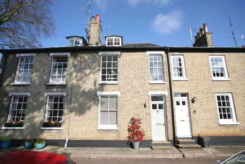 4 Bedrooms Terraced House for sale in St. Johns Terrace, Woodbridge