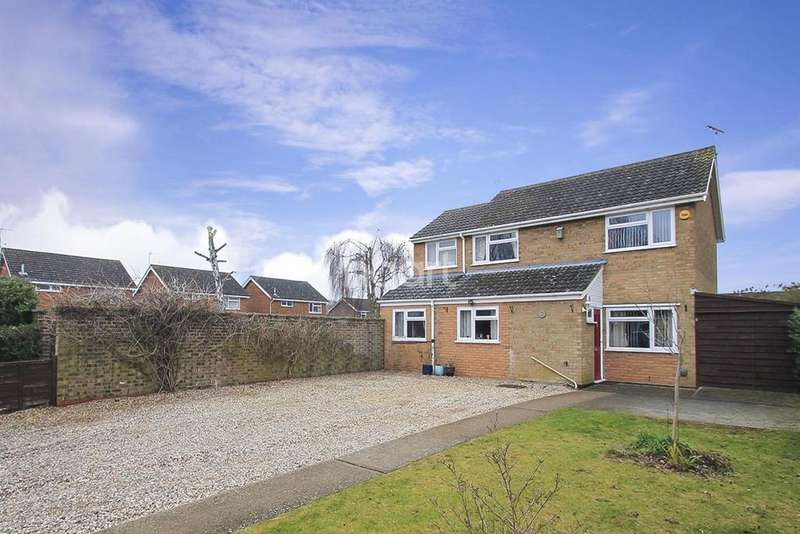 4 Bedrooms Detached House for sale in Foxhollow, Bar Hill