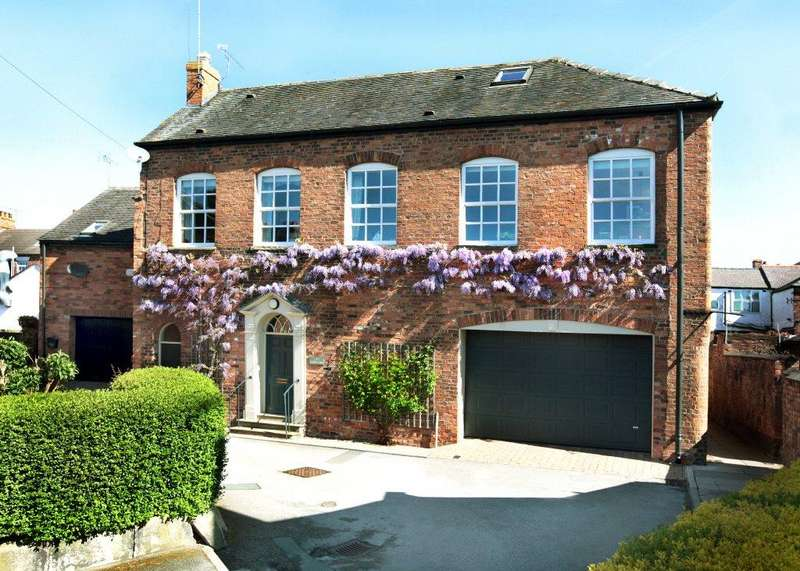 4 Bedrooms Link Detached House for sale in Pall Mall, Nantwich, Cheshire, CW5