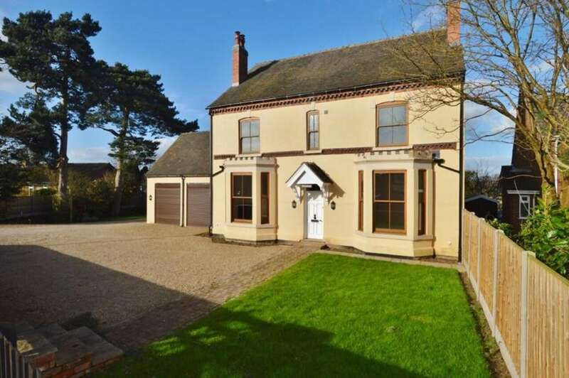 5 Bedrooms Detached House for sale in Avondale, Hill Ridware