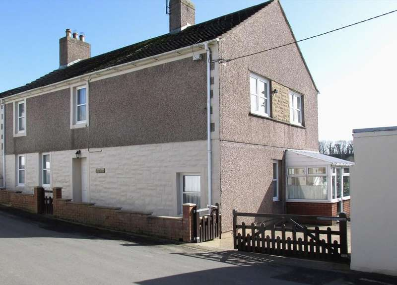 4 Bedrooms Detached House for sale in Camerton, Workington