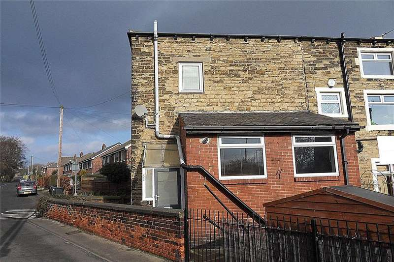 2 Bedrooms End Of Terrace House for sale in Wellhouse Lane, Mirfield, West Yorkshire, WF14