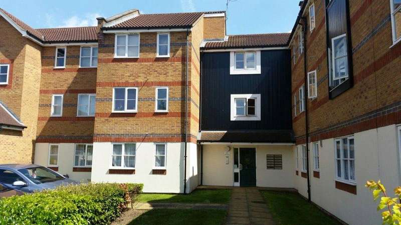 2 Bedrooms Apartment Flat for sale in Hispano Mews, Enfield, Greater London, EN3