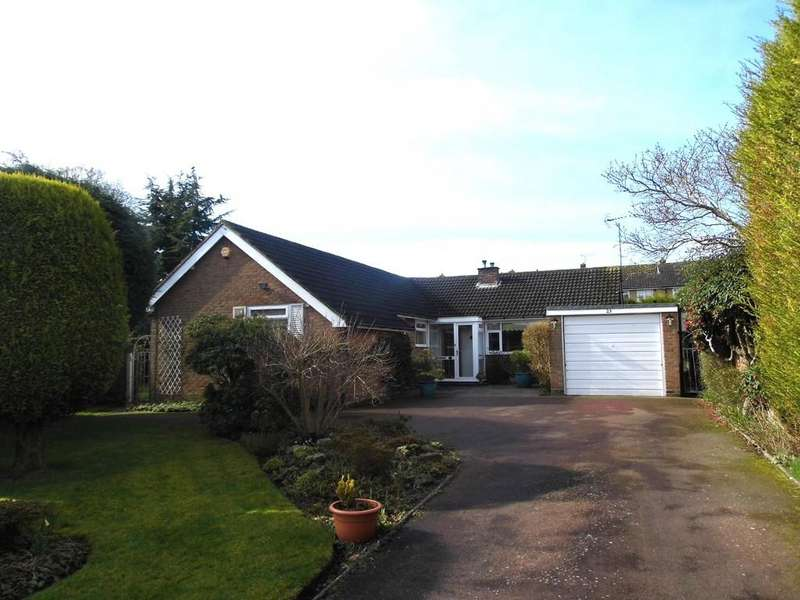 3 Bedrooms Detached Bungalow for sale in Newnham Rise, Shirley