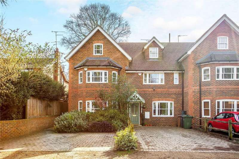 5 Bedrooms End Of Terrace House for sale in Ivor Close, Guildford, Surrey, GU1