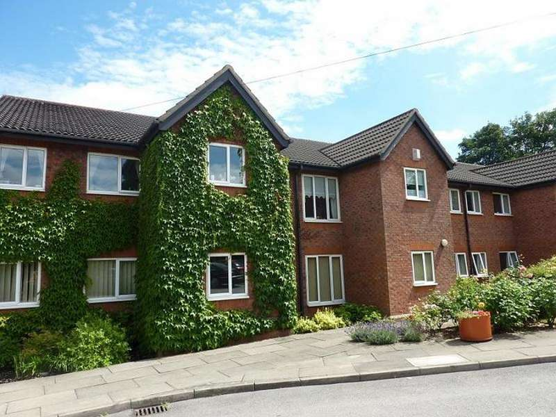 1 Bedroom Retirement Property for sale in Redwood House, Church Road, Northenden