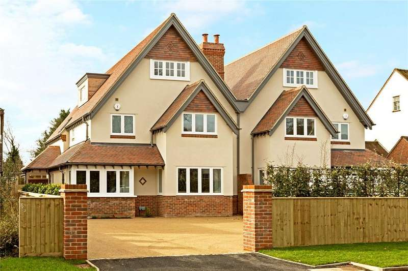 5 Bedrooms Semi Detached House for sale in Woodstock Road, Oxford, OX2