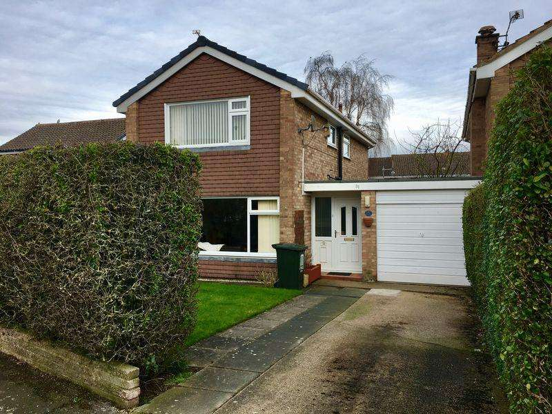 3 Bedrooms House for sale in Thorne Drive, Little Sutton