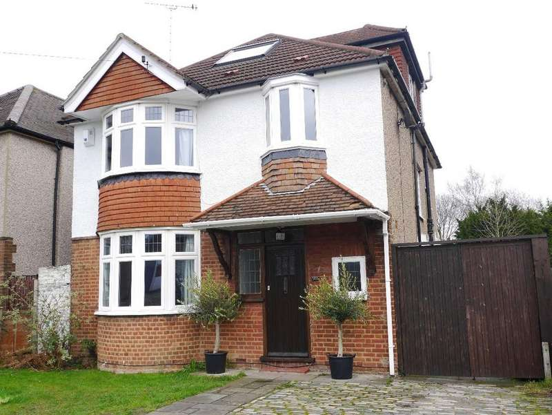 4 Bedrooms Detached House for sale in Hayes