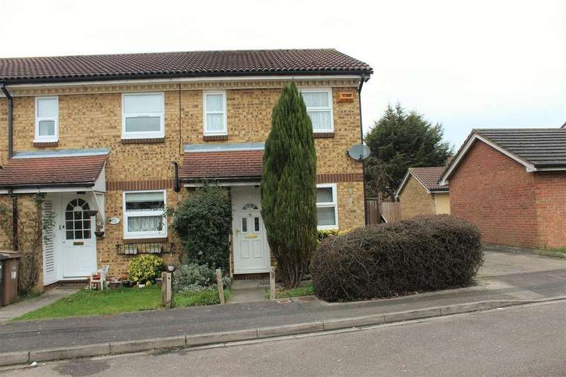 1 Bedroom Terraced House for sale in Rushall Green, Luton