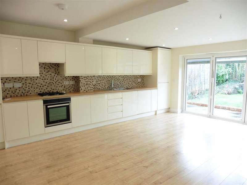 3 Bedrooms Detached House for sale in Westbourne Terrace, READING
