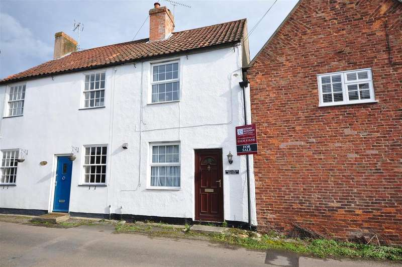 2 Bedrooms Cottage House for sale in Quaker Lane, Farnsfield