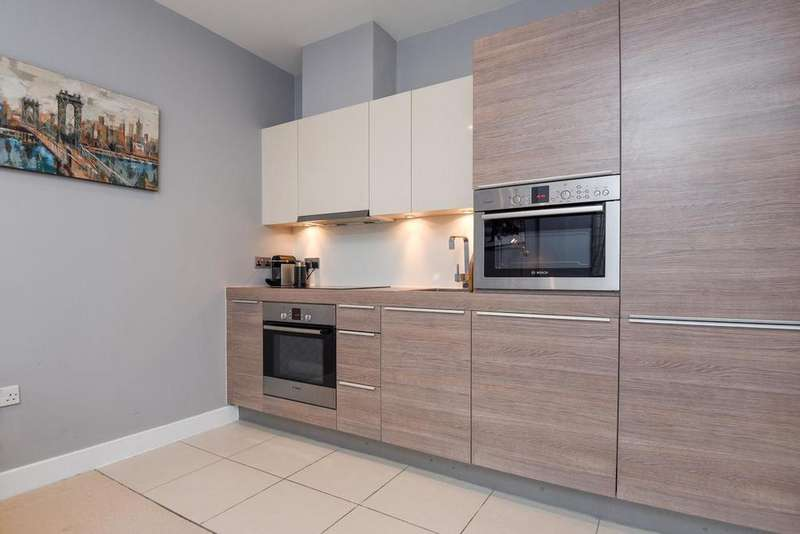 2 Bedrooms Flat for sale in Bromyard Avenue, Acton, W3