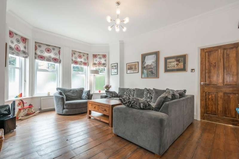 2 Bedrooms Flat for sale in Blenheim Gardens, London, NW2