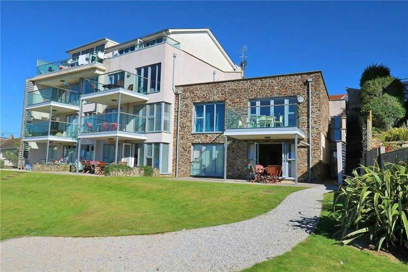 4 Bedrooms Apartment Flat for sale in Coast Penthouse, Porth, Cornwall