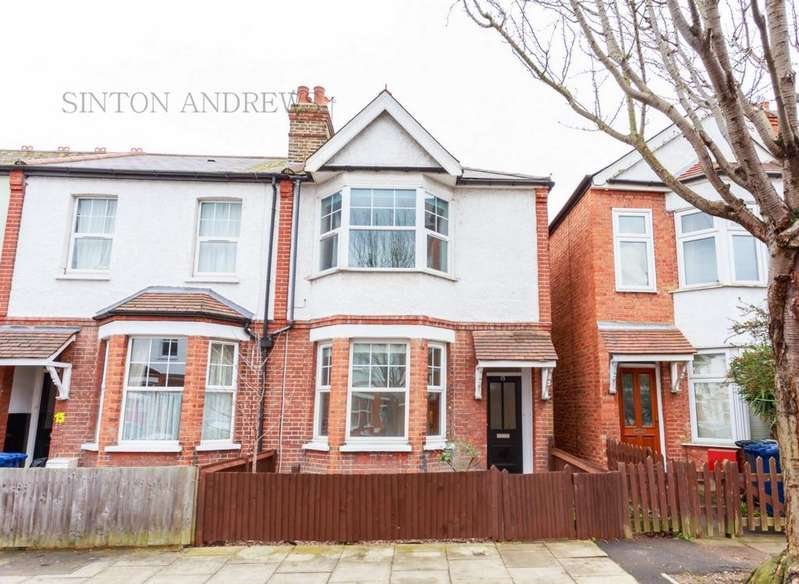 3 Bedrooms House for sale in Hollies Road, Ealing, W5