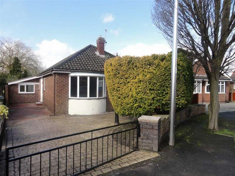 3 Bedrooms Detached Bungalow for sale in Greenhythe Road, Heald Green
