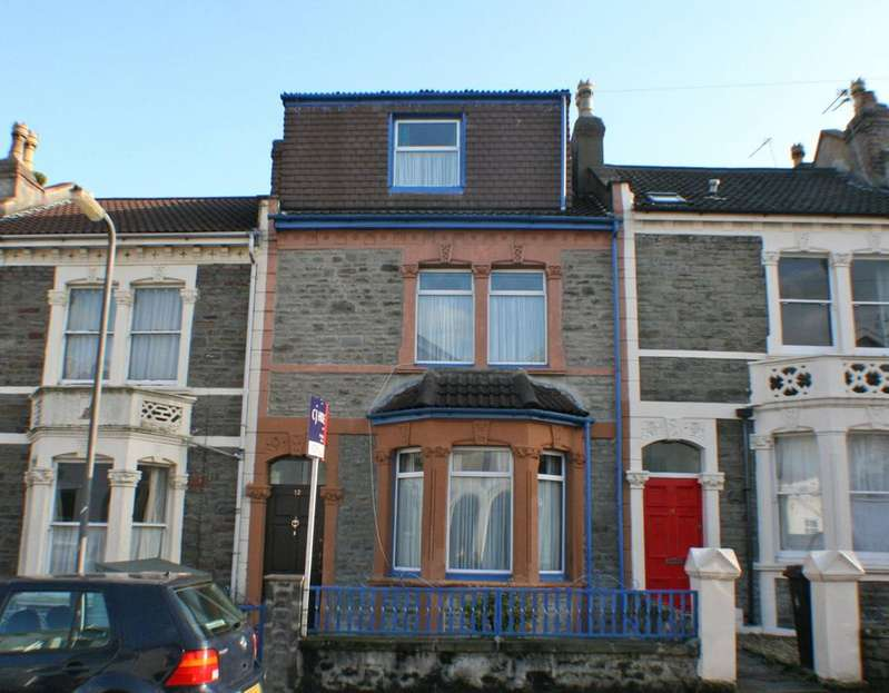 4 Bedrooms Terraced House for sale in Shadwell Road, Bishopston, Bristol, BS7