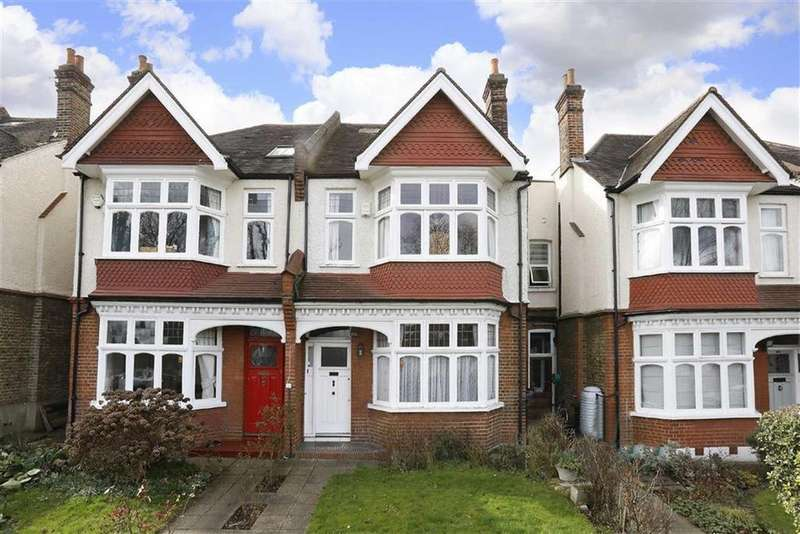 3 Bedrooms Terraced House for sale in Rosendale Road, London