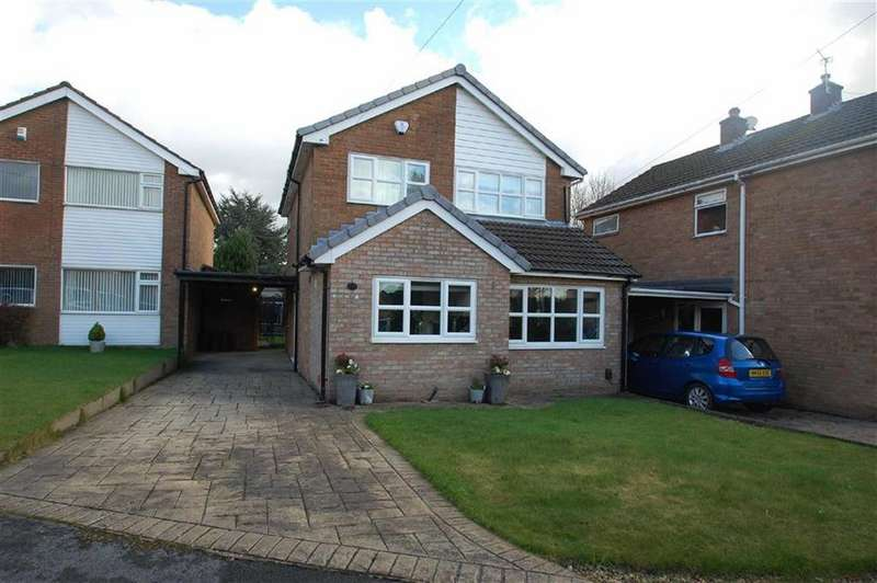 3 Bedrooms Detached House for sale in Ayr Close, Hazel Grove, Stockport
