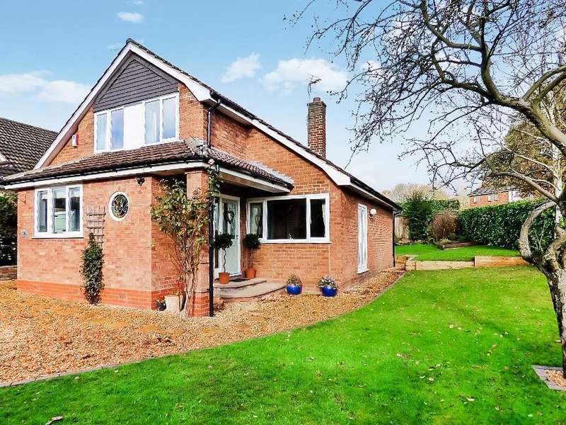 4 Bedrooms Detached House for sale in Park Gate Road, Cannock Wood