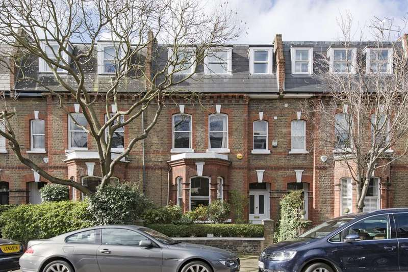 5 Bedrooms Terraced House for sale in Soudan Road, SW11