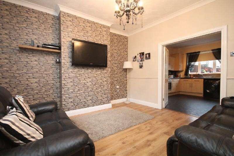 3 Bedrooms Terraced House for sale in Edward Street, Spennymoor