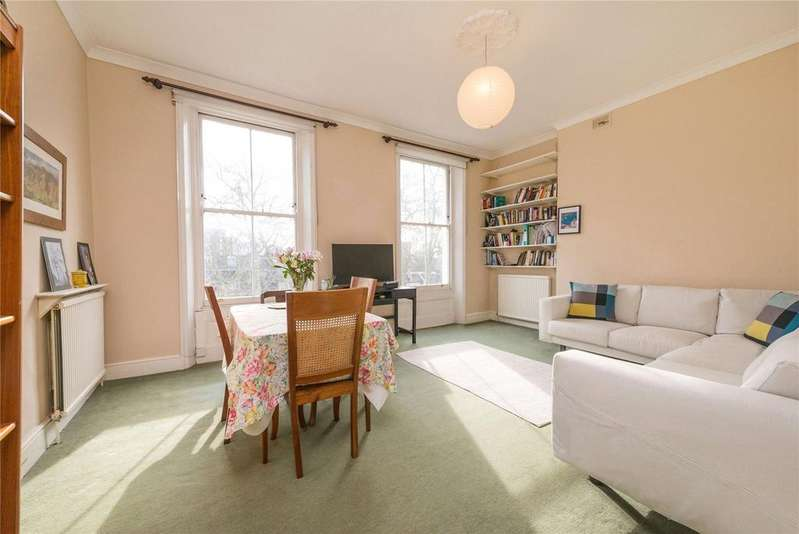 1 Bedroom Flat for sale in Oakley Square, London