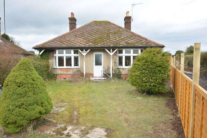 2 Bedrooms Detached Bungalow for sale in Amesbury Road, Weyhill, Andover