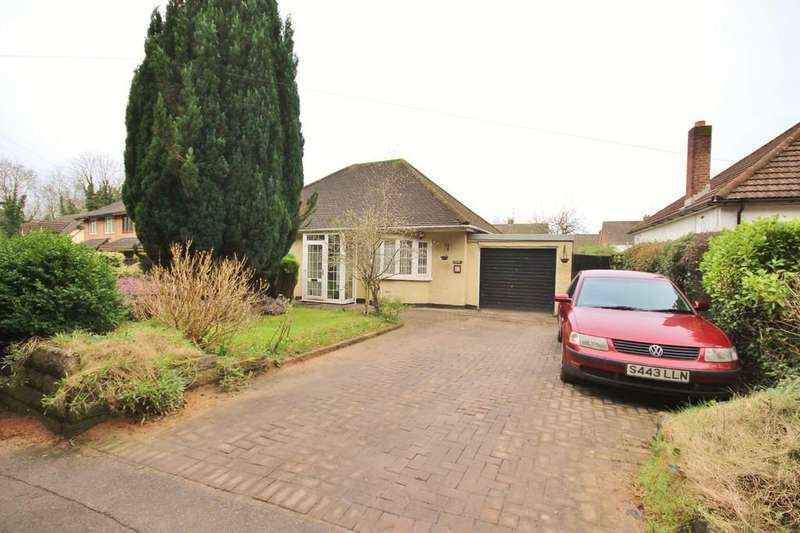 2 Bedrooms Detached Bungalow for sale in Pantmawr Road, Rhiwbina, Cardiff