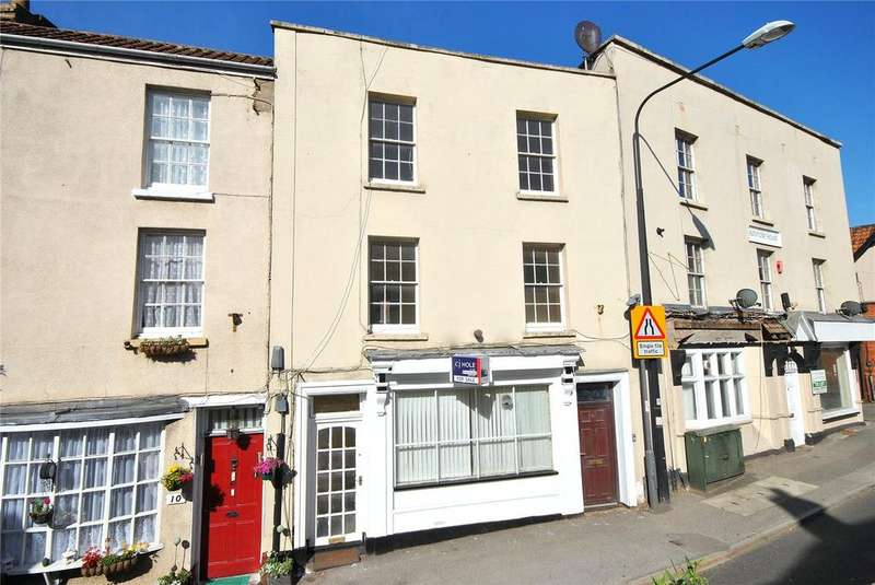 2 Bedrooms Terraced House for sale in West Street, Banwell, North Somerset, BS29