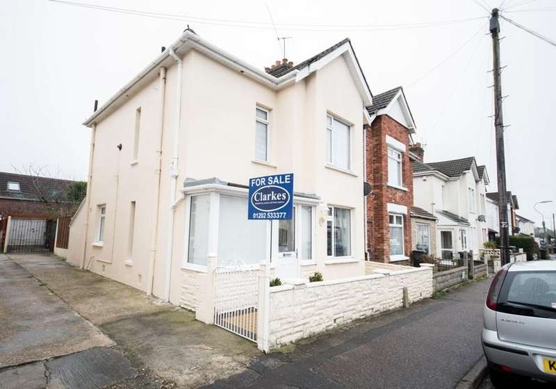 3 Bedrooms Semi Detached House for sale in Shelbourne Road, Charminster