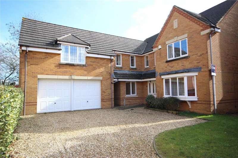 5 Bedrooms Detached House for rent in Champs Sur Marne, Bradley Stoke, Bristol, BS32