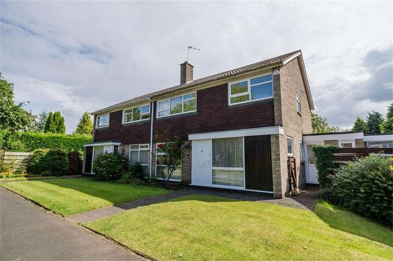 4 Bedrooms Semi Detached House for sale in Chalfonts, Tadcaster Road, York
