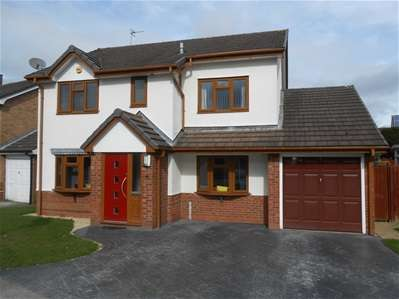 4 Bedrooms Detached House for sale in Nairn Road, Turnberry, Bloxwich