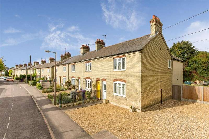 3 Bedrooms End Of Terrace House for sale in Icknield Way, Baldock, Hertfordshire