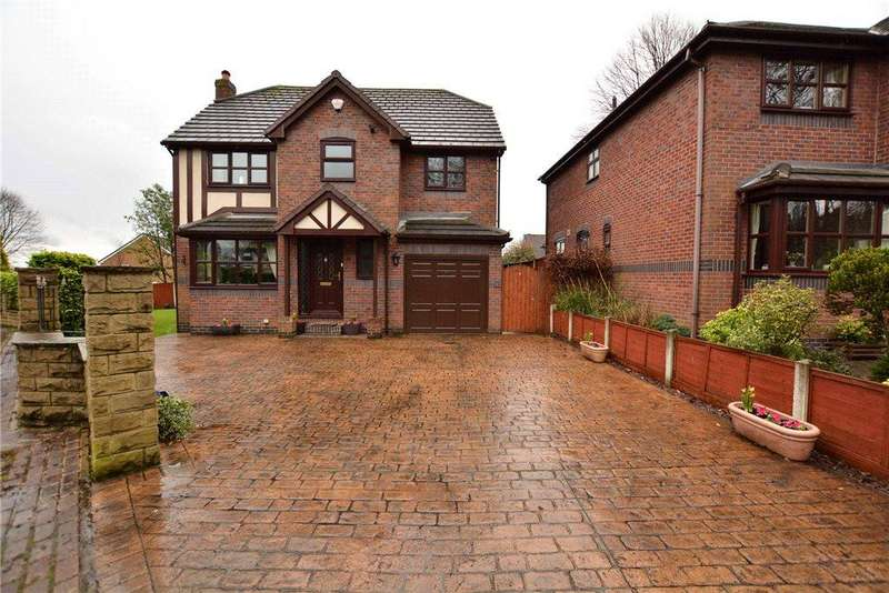 4 Bedrooms Detached House for sale in Hazelhurst Court, Pudsey, West Yorkshire