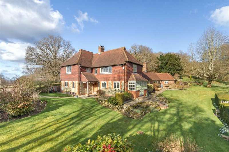 3 Bedrooms Detached House for sale in Redford, Midhurst, West Sussex, GU29
