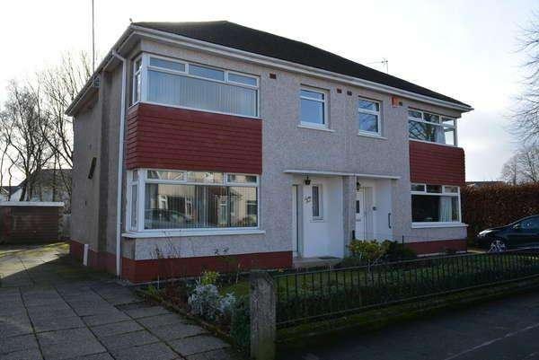 3 Bedrooms Semi-detached Villa House for sale in 81 Cloan Crescent, Bishopbriggs, Glasgow, G64 2HW