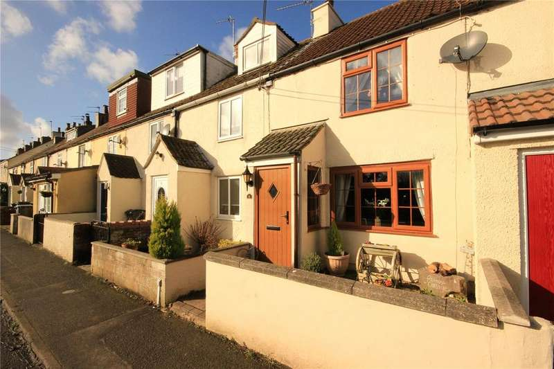 3 Bedrooms Terraced House for sale in Parkfield Rank, Pucklechurch, Bristol, BS16