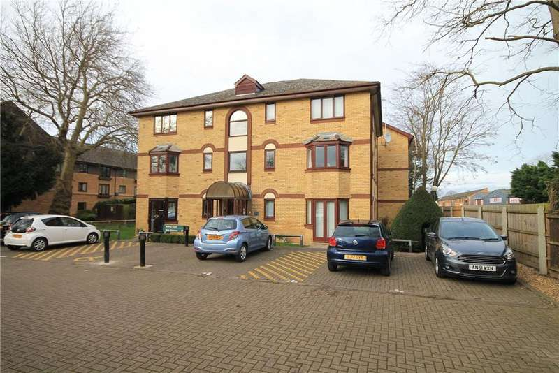 2 Bedrooms Apartment Flat for sale in Burling Court, Cambridge, CB1