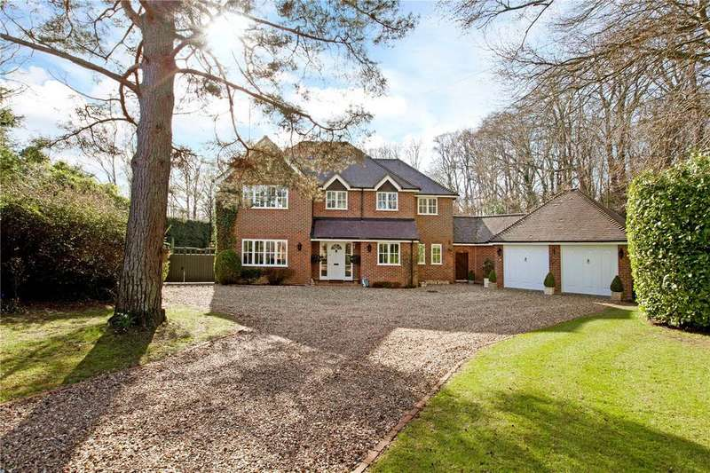 4 Bedrooms Unique Property for sale in Earlstone Common, Burghclere, Newbury, Berkshire, RG20