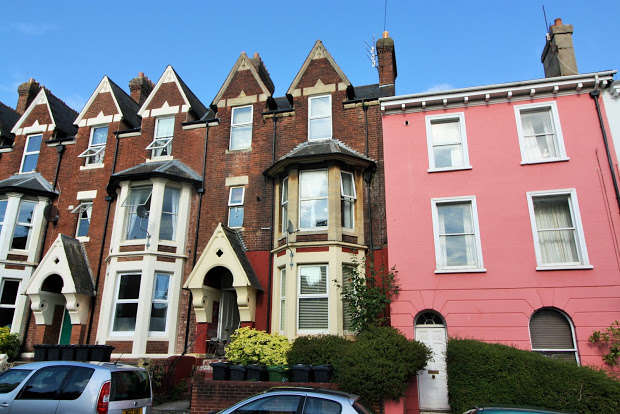 2 Bedrooms Apartment Flat for sale in St. Davids Hill, EXETER, EX4