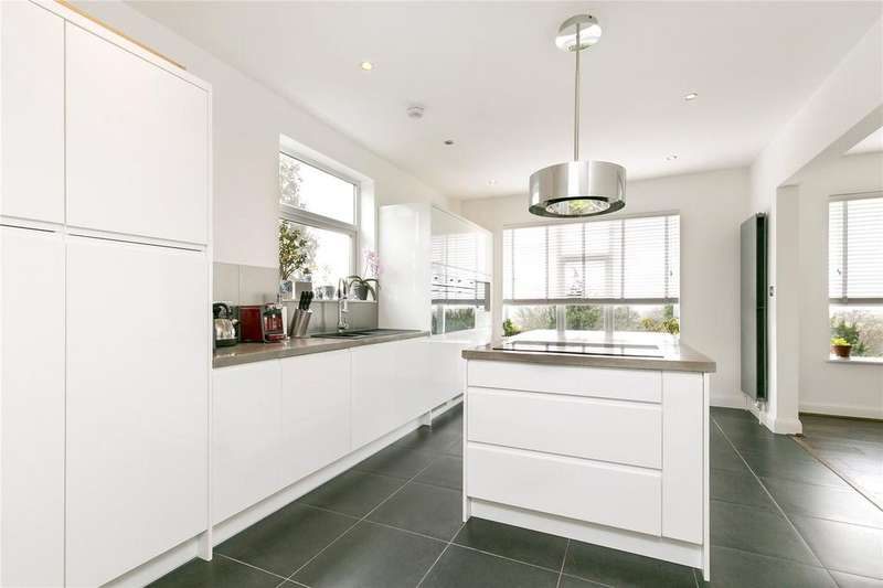 4 Bedrooms Detached House for sale in Pilgrims Way East, Otford, Sevenoaks, Kent, TN14