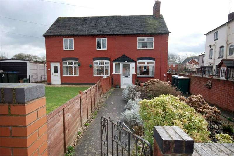 2 Bedrooms Semi Detached House for sale in Spring Road, COVENTRY, West Midlands